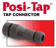 Posi tap wire connector