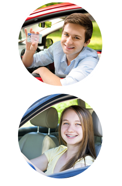 Teens ready to drive